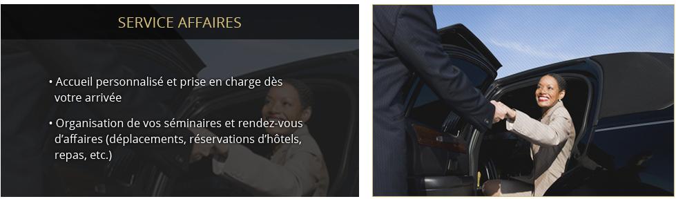 Service-affaire